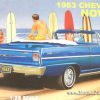 Thumbnail image for 63 Chevy Nova 1/25 from Trumpeter