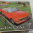 Thumbnail image for 64 Ford Mustang Convertible 1/25 from Revell Monogram