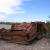Thumbnail image for Patagonian desert flower – 1976 Ford Falcon – Junk car