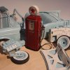 Thumbnail image for Tokheim 39 – Gas Pump scratch build scale model