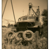 Thumbnail image for Grandpa's 1942 WWII Chevrolet G506 / GMC Tow Truck – junker