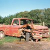 Thumbnail image for 1963 Ford F100 Pick up – junked