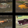 Thumbnail image for Classic cars, customs, hotrods, ratrods & beaters for GTA San Andreas and Vice City