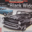 Thumbnail image for 1/25 Revell – 1957 Chevy 150 Utility Sedan & BlackWidow Race Car