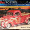 Thumbnail image for Kit Review – 1940 Ford Pick up by Revell Monogram