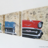 Thumbnail image for 55, 56 & 57 Chevy Bel Air automotive paintings
