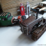 Thumbnail image for Wiking's Hanomag K55 crawler tractor 1/25 scale [#5 weathering] [video]