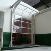 Thumbnail image for Old Gas Station Diorama – #2 Garage doors tracks [video]