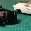 Thumbnail image for 57 Chevy Black Widow and 56 Ford Sunliner Fireball Roberts