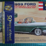 Thumbnail image for Kit Review – 1959 Ford Fairlane Skyliner by Revell in 1/25 scale