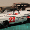 Thumbnail image for 57 Black Widow Weathering Done and 56 Sunliner Fireball Roberts Decals Done