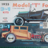 Thumbnail image for 1925 Ford Model T 1/25 by AMT