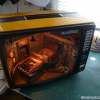 Thumbnail image for Grundig 3D TV – Scale model display case – Step 3: Barn find & American Pickers diorama