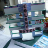Thumbnail image for Making the facade of Miami's Colony Hotel in 1:43 scale – #3 Painting