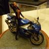 Thumbnail image for Bikes at Jabbeke 2014 model car show [5]