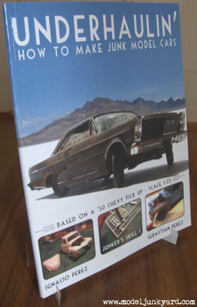 Post image for Book on model car weathering