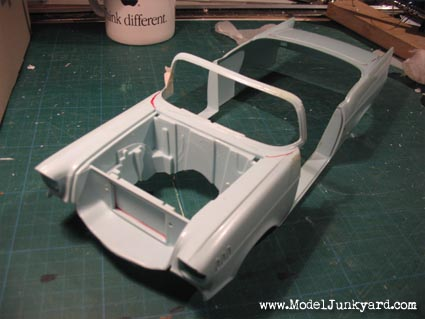 Post image for 1957 Chevrolet Bel Air [1] – High Detail