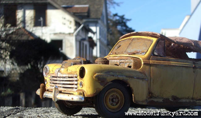 Post image for 1948 Ford Convertible Junker Model – Barn Find