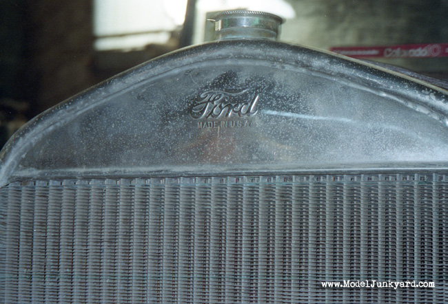 Post image for Grandpa's old Fords – 1925, 1930, 1931, 1932, 1937