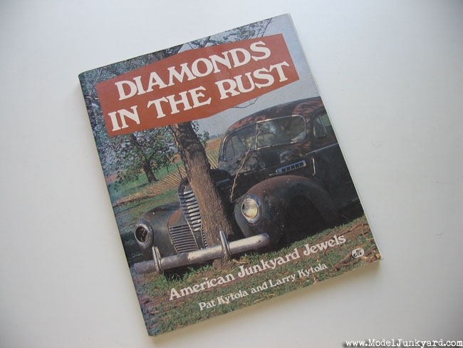 Post image for One of my favorite books ever: Diamonds In The Rust