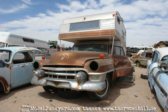 Post image for Junk car pics from ModelJunkyard's friends