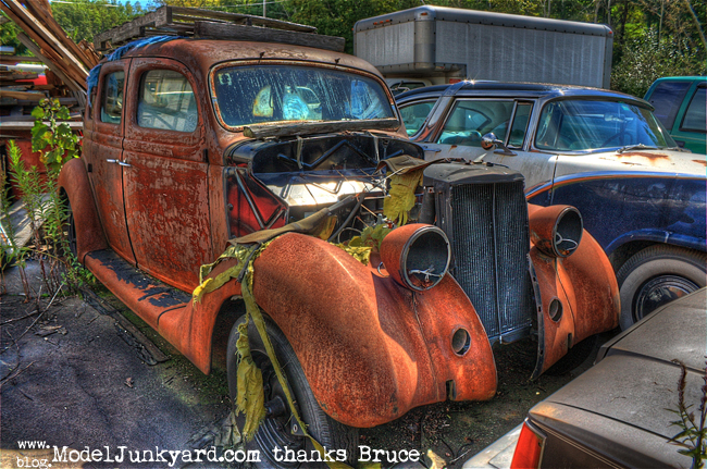 Post image for New England's Rusted Gems – Pics By Bruce