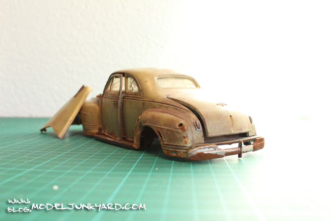 Finished build - 1941 Plymouth by AMT