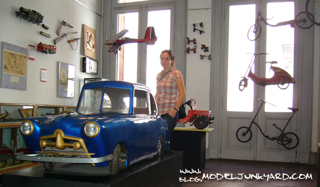 Post image for Argentina Road Trip – Toy Museum