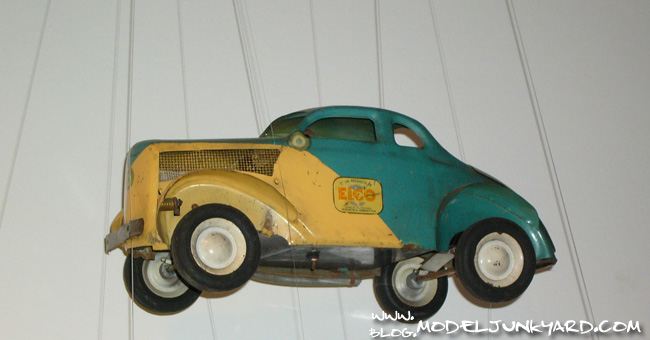 Toy Musem Buenos Aires - Race Coupe 1940s