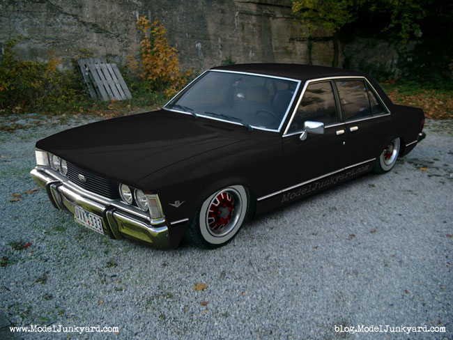 1980 ford granada europe customizing or not