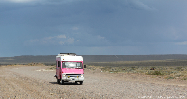 Post image for Argentina Road Trip – Last Batch – Trucks