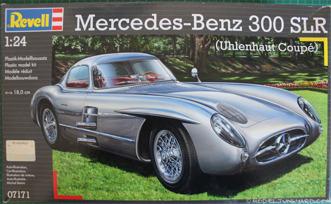 Post image for Kit Review – Mercedes-Benz 300 SLR