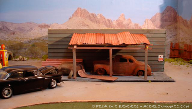 Post image for From our Readers – Rods Dioramas