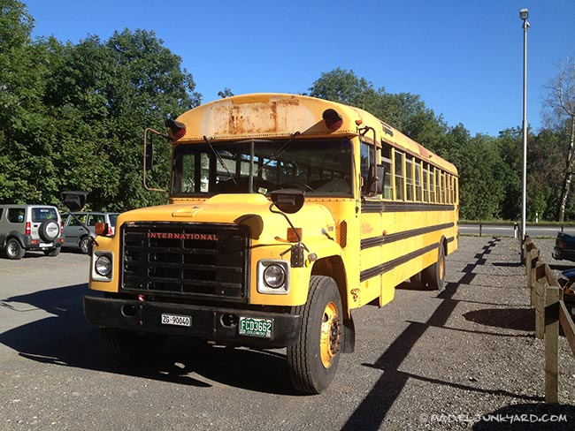 Post image for School Bus Inspiration