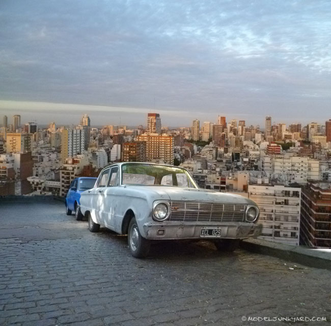 Post image for Welcome to Buenos Aires – The junker's city