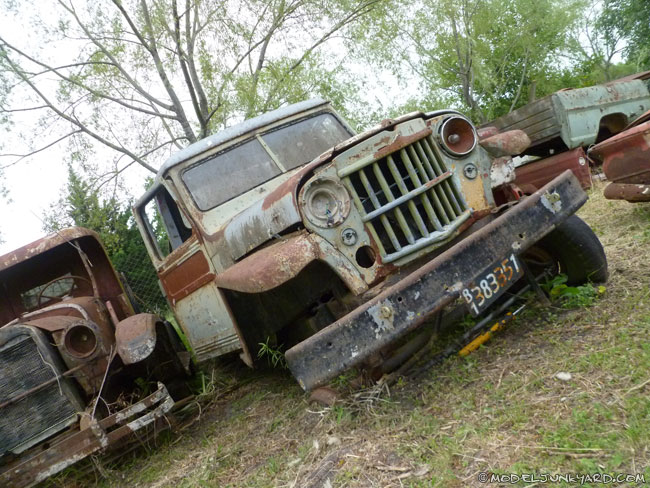 Post image for The Jeep estanciera in Argentina – Willys Jeep Station Wagon