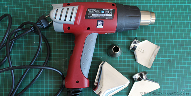 Post image for Tool Review – Heat Gun