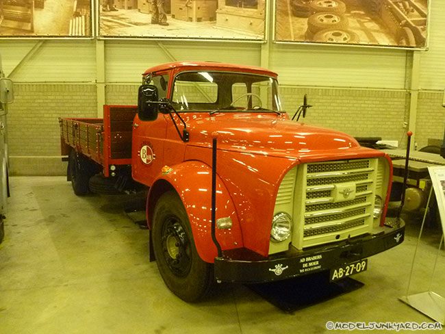 Post image for Visiting the DAF Museum in Eindhoven, The Netherlands