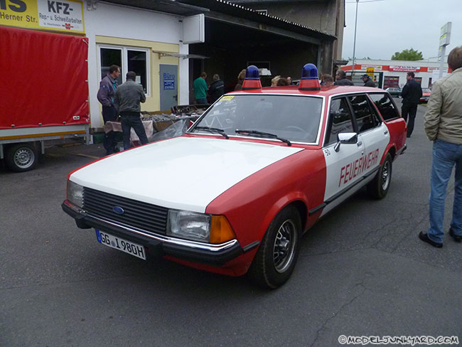 Post image for Ford Granada, Taunus and Consul parts swap meet (Germany)