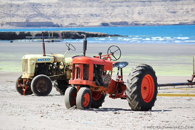 Post image for Road Trip Memories – Tractors, Trucks and Machines