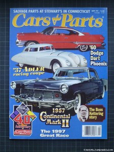 Cars & Parts Magazine - September 1997