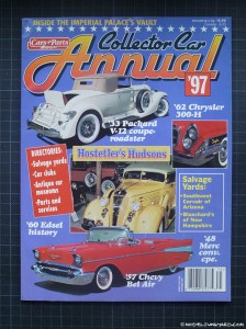 Cars & Parts Magazine - Collector Car Annual 1997