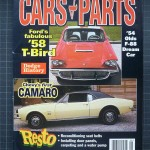 Cars & Parts Magazine - August 1998