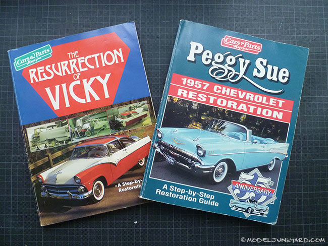 Cars & Parts Magazine - Vicky and Peggy Sue