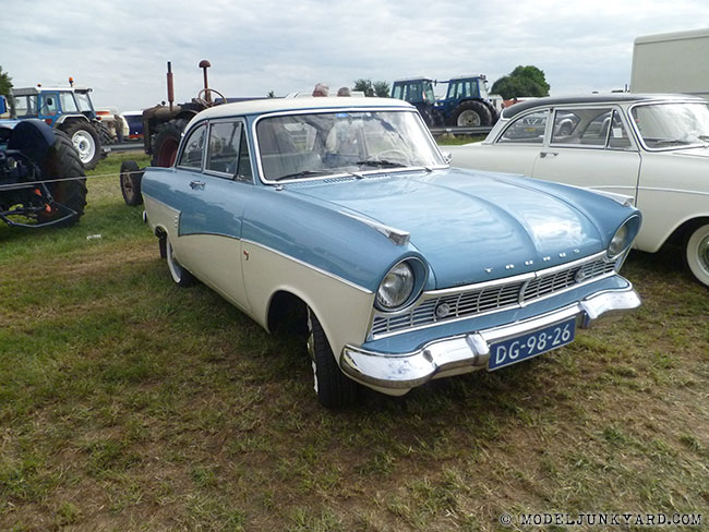 Post image for Ford Taunus M Club Nederland