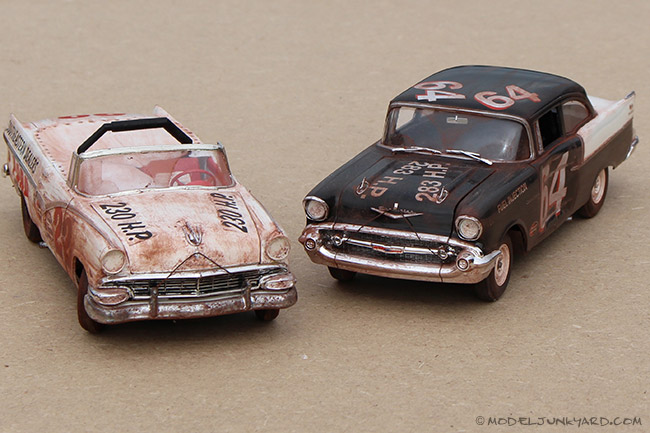 1957_Chevrolet_150_BlackWidow_1956_Fireball_Sunliner_StockCar_004
