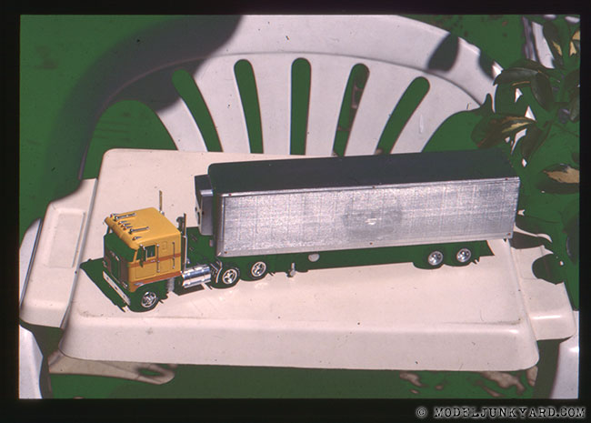 Post image for Old scale model slides from the 80's and 90's