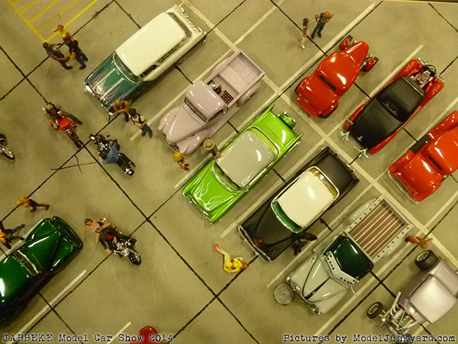 Post image for American Cars at Jabbeke 2014 model car show [1]