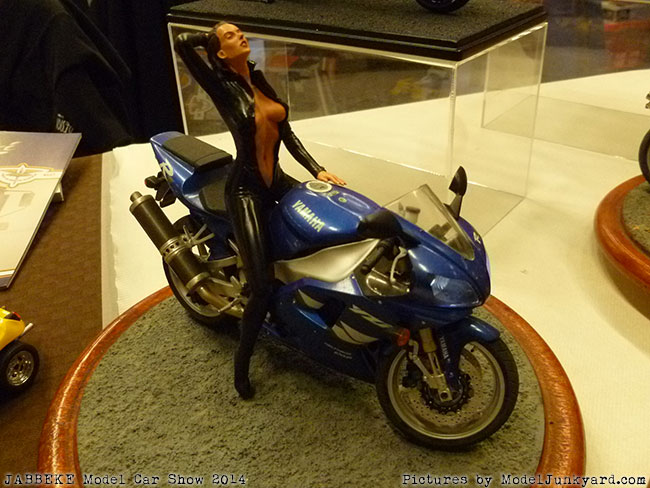 Post image for Bikes at Jabbeke 2014 model car show [5]