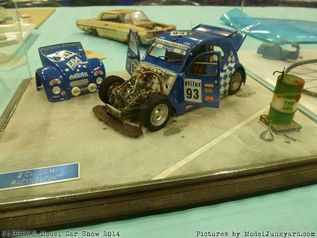 Post image for Rally and Racing Cars at Jabbeke 2014 model car show [3]
